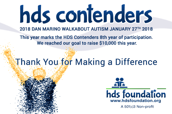 Thank You for Making a Difference!